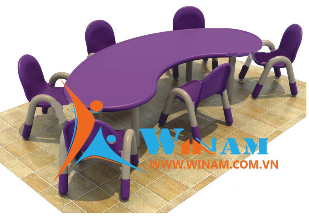 Bàn ghế học sinh - WinPlay-WA.ZY.159