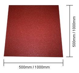 Thảm/Sàn cao su vuông