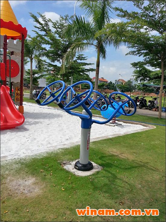 Winam cung cấp Thiết bị tập thể dục ngoài trời trên toàn quốc